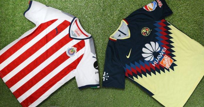 Ver en vivo América vs Chivas