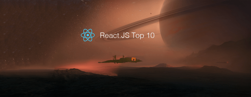 React.js Top 10 Articles for the Past Month (v.Mar 2018)  #React