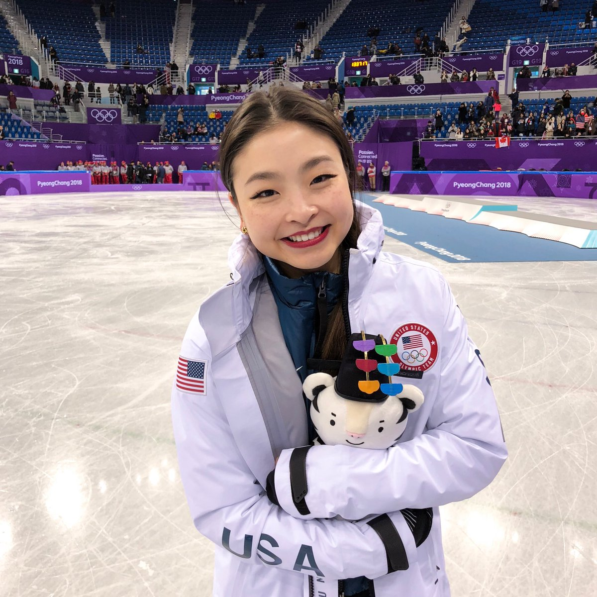 .@MaiaShibutani is... Brave, intelligent, and compassionate. Strong, courageous, innovative, and inspiring. She is smart. She is funny. She is kind. She is unstoppable, and she is my sister... Maia deserves to have the same rights and opportunities as me. #IWD2018 #HeForShe