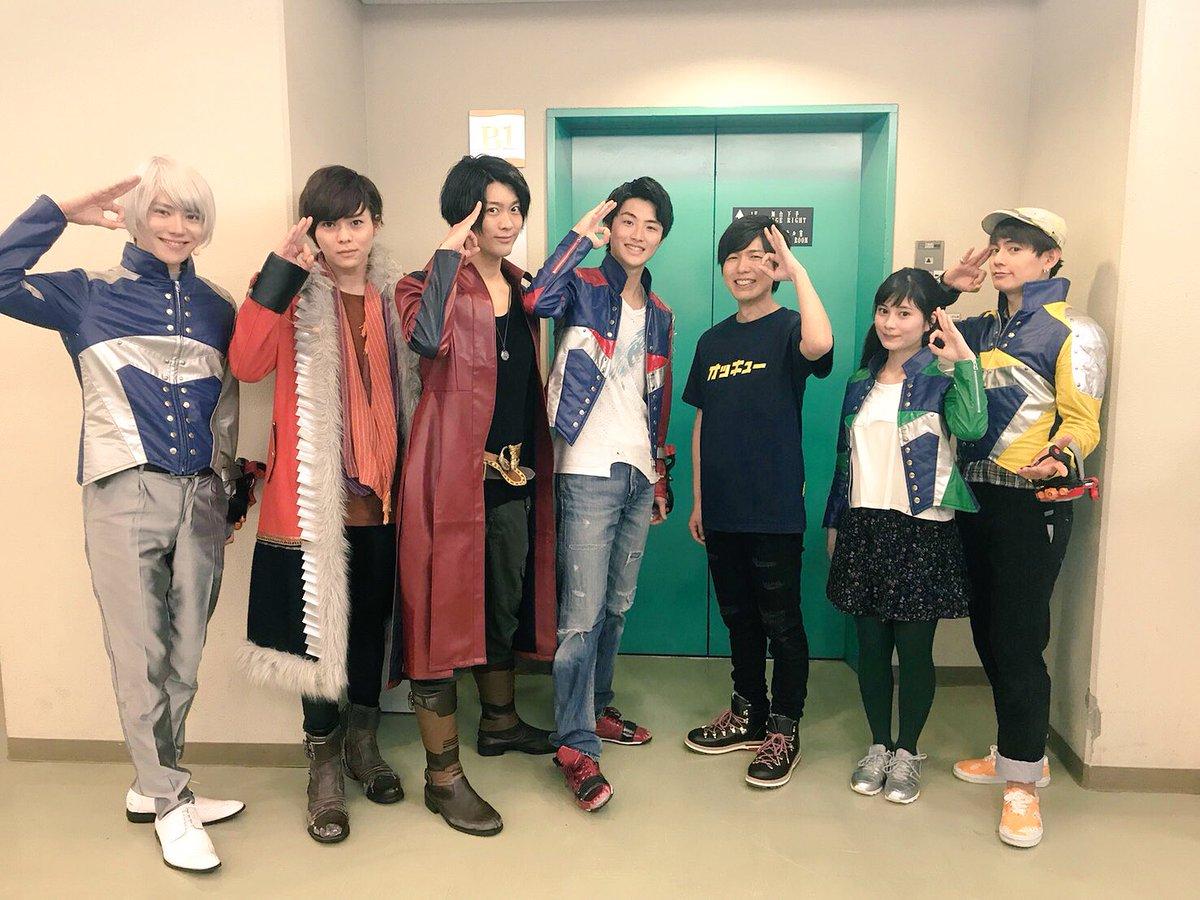 test ツイッターメディア - 静岡、浜松の皆さんありがとうございました! 一つになれましたね! 我らが神谷浩史さんともセッションできて最高でした!! 残念ながら来れなかったという方も、これからお会い出来る方も、引き続き刮目よろしくお願いします^ ^ 今週末はいざ札幌!!  #キュウレンジャー  #ファイナルライブツアー https://t.co/coxP0bSdJ3