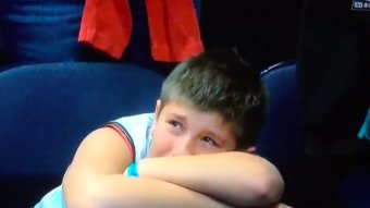 CBS Producer Defends Showing Crying Kids During March Madness