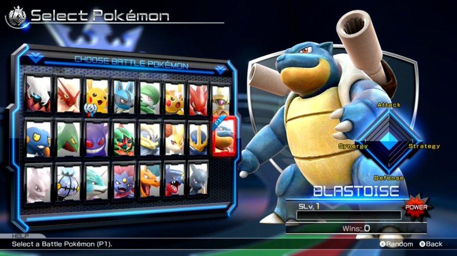 Pokken Tournament DX - Blastoise, Mew, and Celebi Arrive
