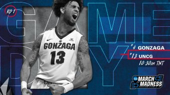 UNC Greensboro vs. Gonzaga Live Stream: How To Watch March Madness Online