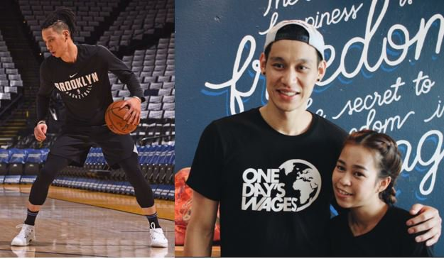 Fans Can Support Jeremy Lin's #RehabwithAPurpose through @OneDaysWages  🙌🙏🏀 https://t.co/s0QBBSeS7e