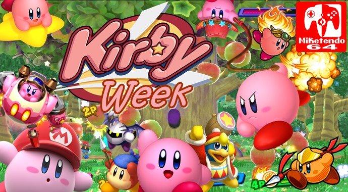 Bidding Farewell to #KirbyWeek!