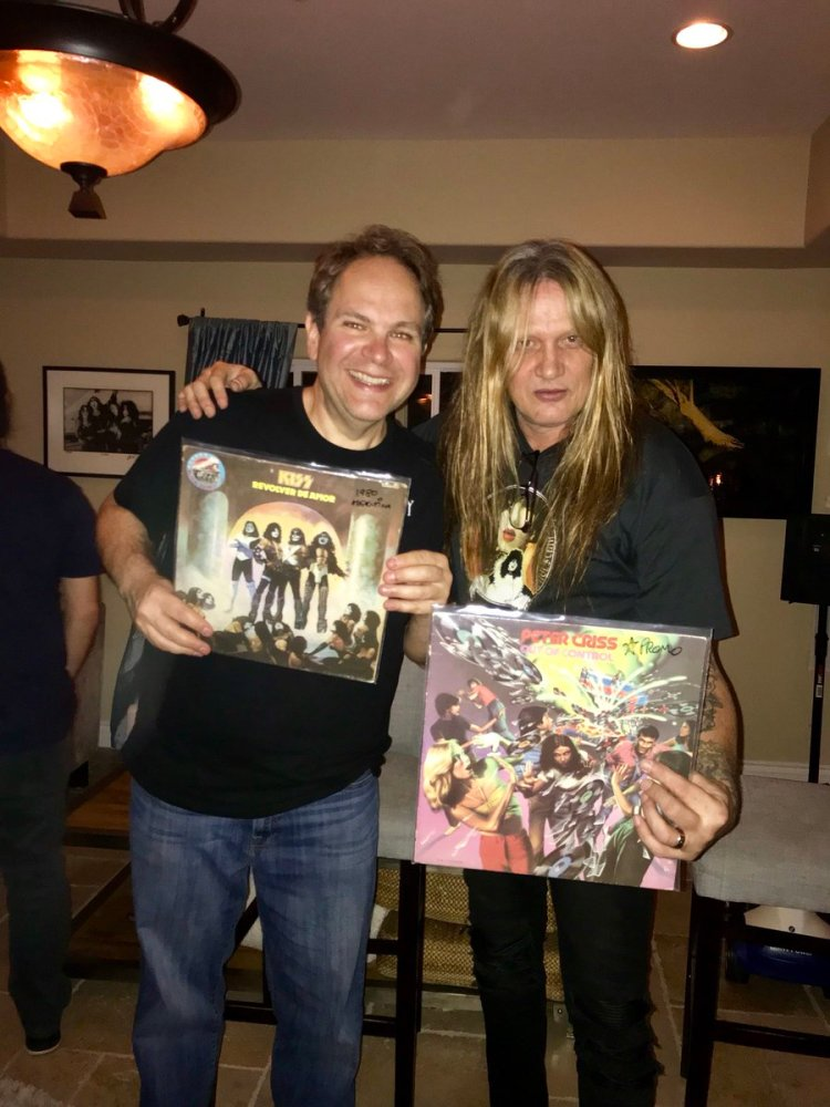 """Eddie Trunk on Twitter: """"Happy 50th to a guy I've know since he was 20!  Have a great birthday @sebastianbach !… """""""