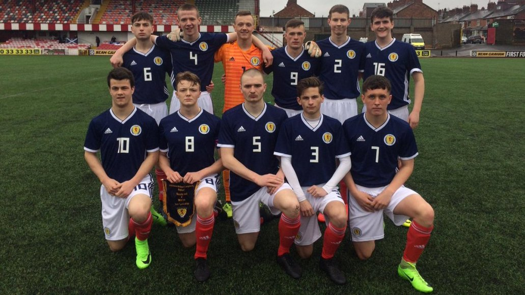 Image result for scotland football learning disability team images