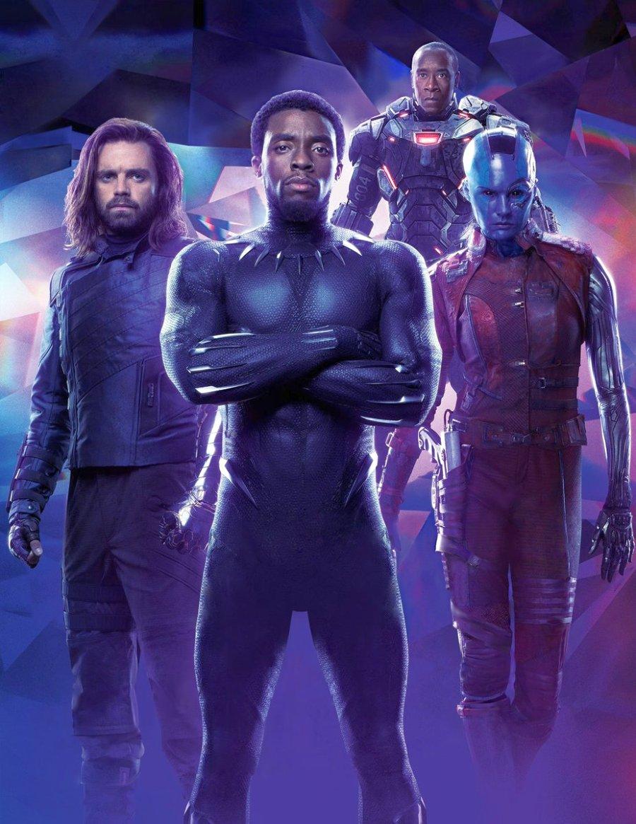 Avengers: Infinity War Empire Magazine Covers