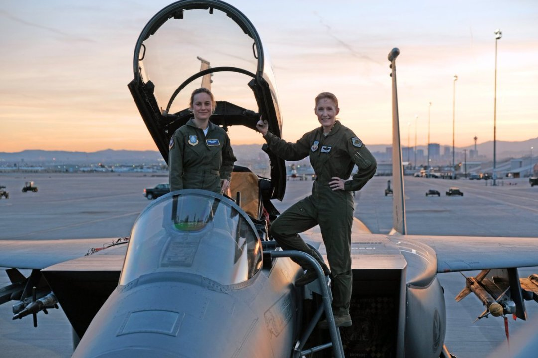 Captain Marvel Synopsis & Cast Revealed As Production Kicks Off