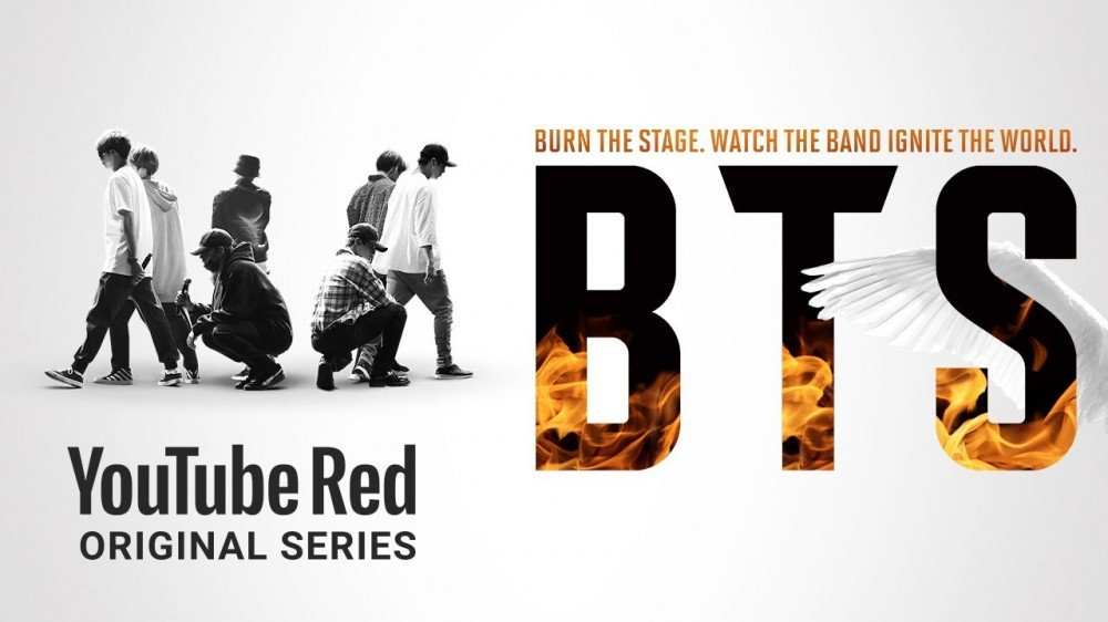 Image result for bts burn the stage site:twitter.com