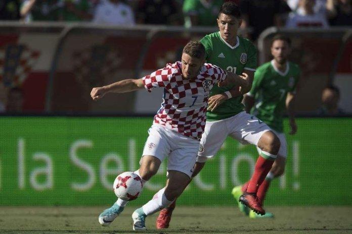 México vs Croacia en vivo
