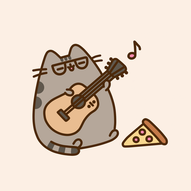 Image result for ed sheeran pusheen