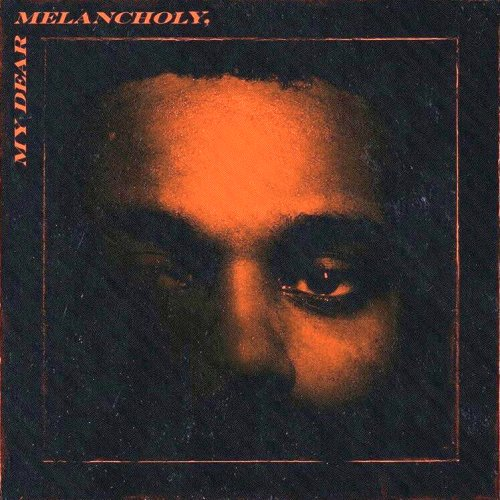 The Weeknd My Dear Melancholy Tracklist
