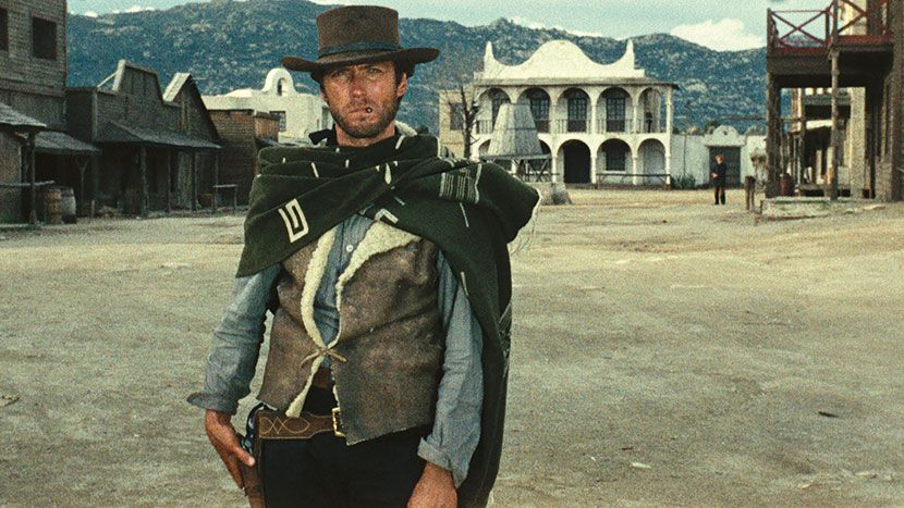 Image result for Man with no name fistful