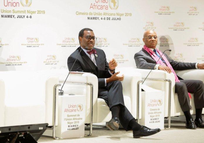 Image result for akinwumi adesina G7 meeting