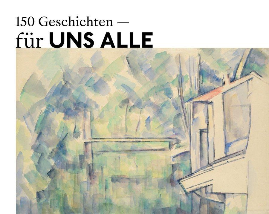 test Twitter Media - 104.4/150 ...Das Aquarell entbehrt fast jede klare Konturlinie u. Tektonik des Bildaufbaus. Es scheint aus sanft gesetzten Farbtupfen und diffusem Licht gestaltet. #fürUNSALLE #PaulCézanne, »The Bridge at Maincy«, 1904/05, © Hamburger Kunsthalle / bpk, Foto: Christoph Irrgang https://t.co/BDJKnFN0YU