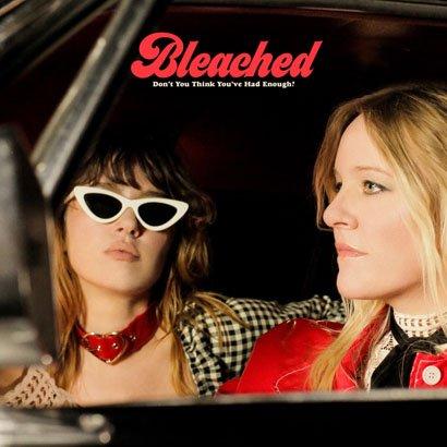 """test Twitter Media - Das US-amerikanische Duo Bleached ergibt sich auf seinem dritten Album dem Pop – und der Nüchternheit. """"Don't You Think You've Had Enough?"""" ist unser Album der Woche. → https://t.co/O2ph4jUnyS https://t.co/2Wf7GPvhHH"""
