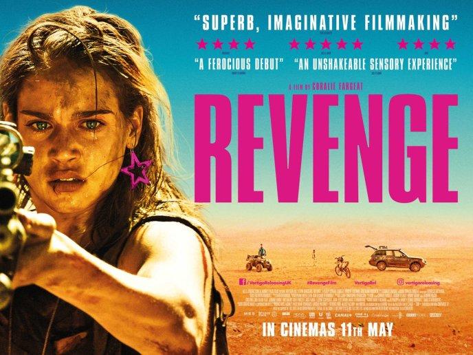 Image result for revenge poster