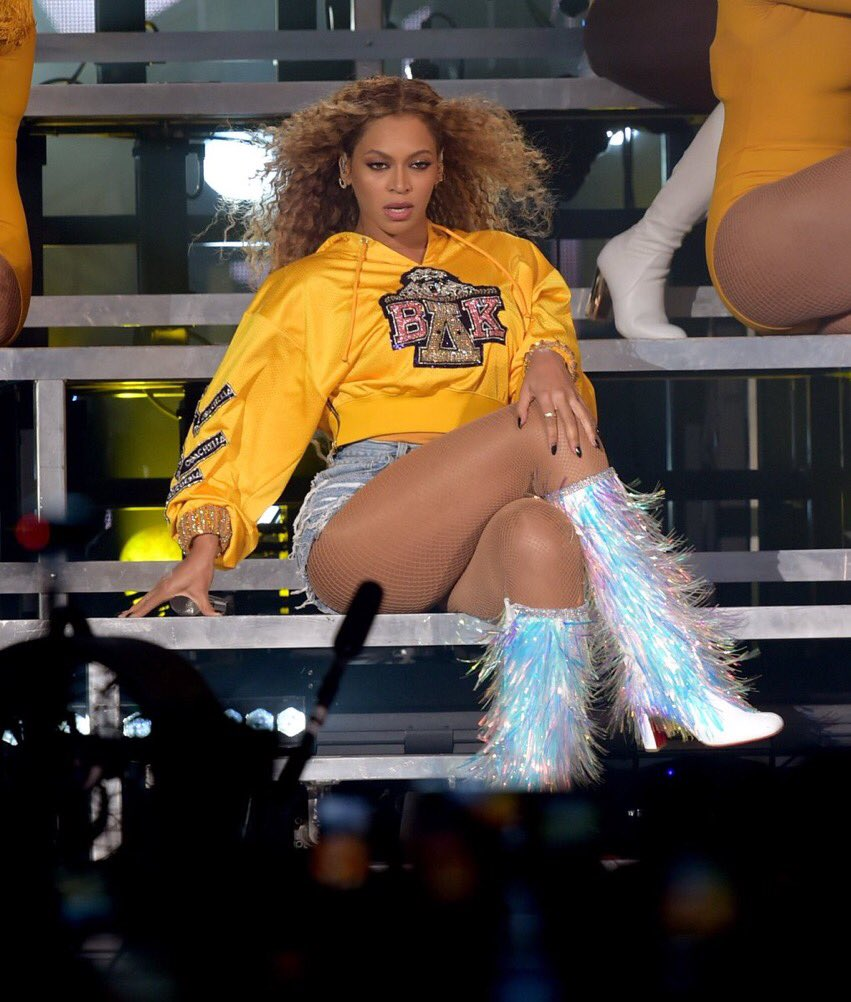 """""""Beyoncé is in a league of her own. She is the greatest of a generation"""" Billboard: """"An artist whose creative prowess will continue to be nearly impossible to match"""""""