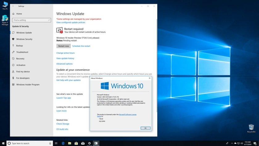 windows 10 download iso 64 bit full version 1803