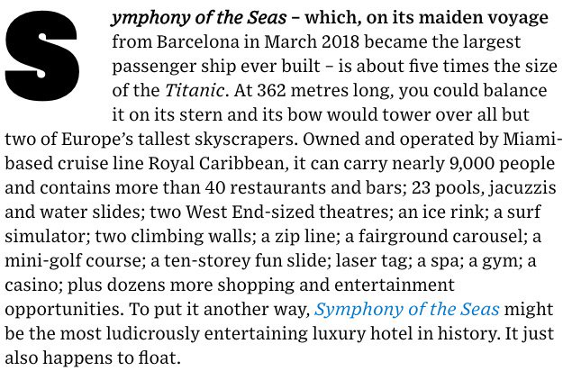 test Twitter Media - The dizzying story of the largest cruise ship ever built, by @olifranklin / @WiredUK https://t.co/AEjn2Pc4nA https://t.co/9nGnTTh6gs