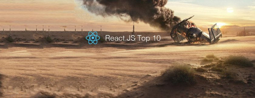 React.js Top 10 Articles for the Past Month (v.Apr 2018)  #React