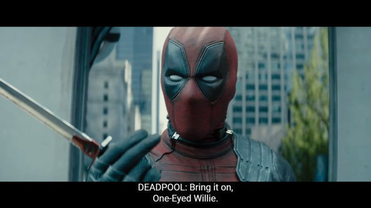 Eleven Easter Eggs You Might've Missed in 'Deadpool 2'
