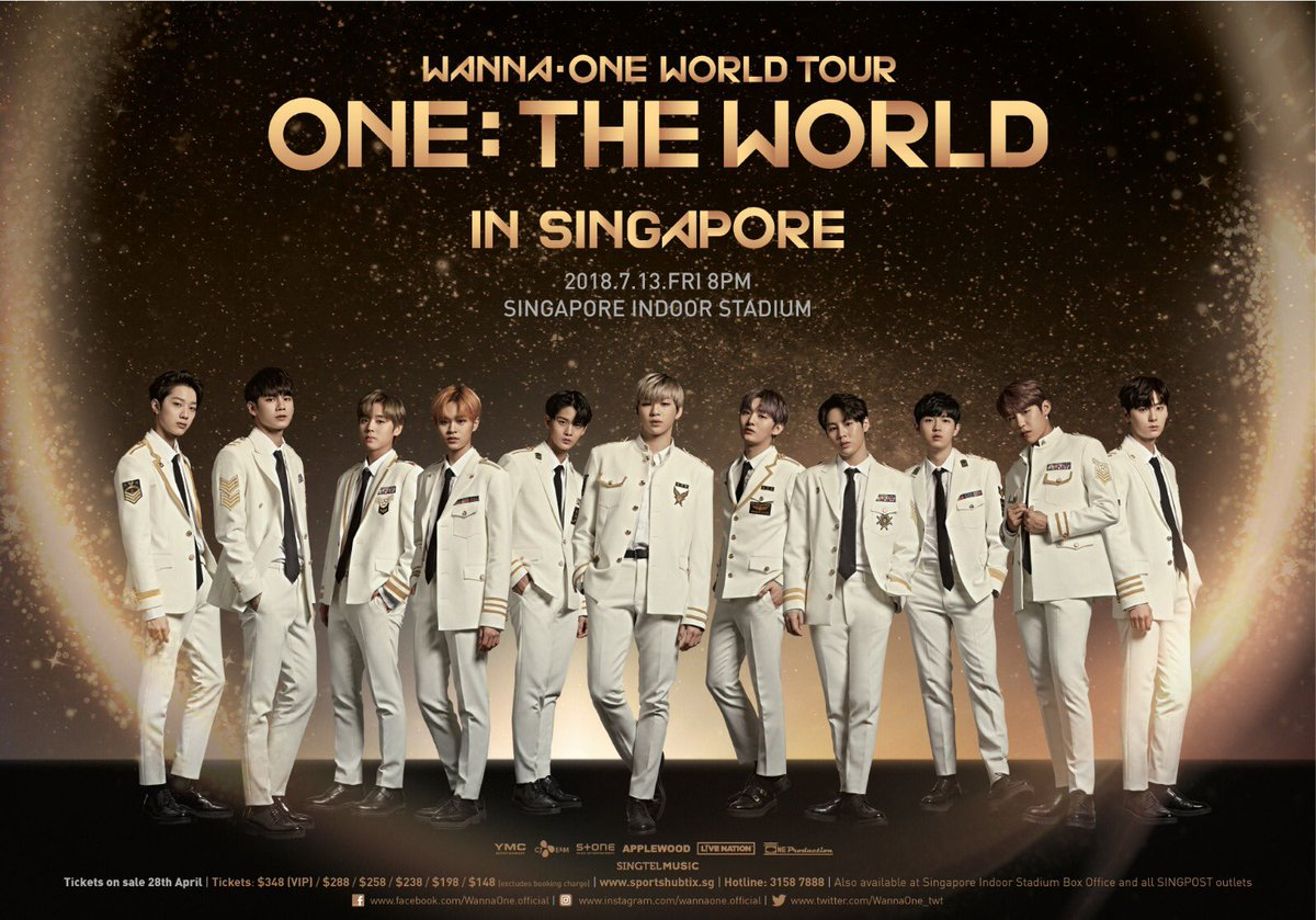 Image result for wanna one singapore site:twitter.com
