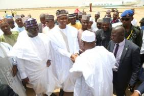 Image result for Saraki visits Sultan of Sokoto, sues for peace