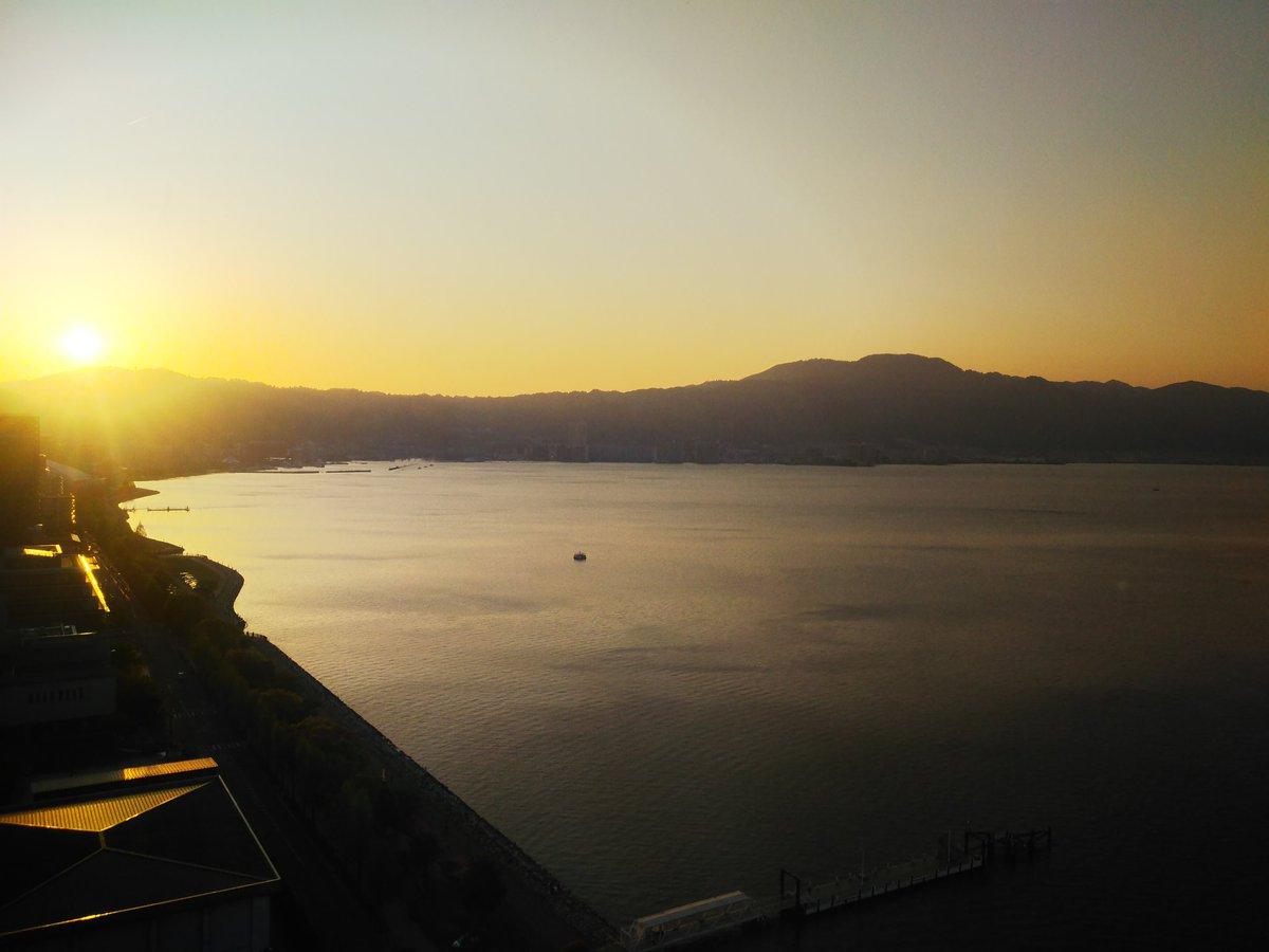 test ツイッターメディア - 今日も大阪、京都と色々回ってきました。京都は凄い人だったー。 そしてホテルは琵琶湖。レイクビューが素敵♪  業務連絡 下手ファンを主張したけど許してくれませんでした…。 https://t.co/joWO7AeAZC