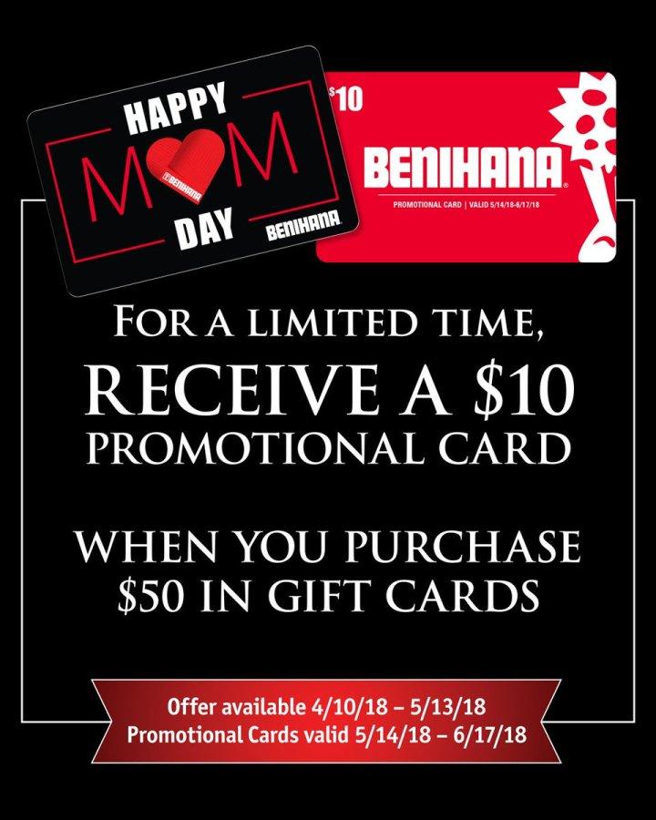 Benihana Gift Cards Diydrysite
