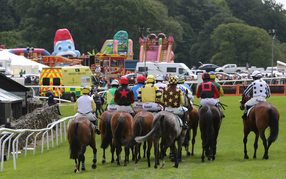 Image result for cartmel races