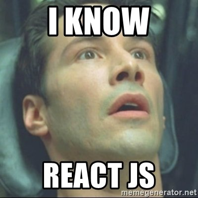 @aimeetacchi Try to use #ReactJS.   There is a list of tutorials