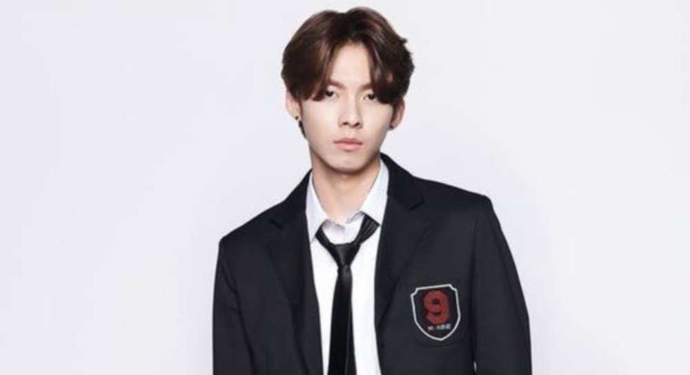 Image result for woo jinyoung mixnine site:twitter.com