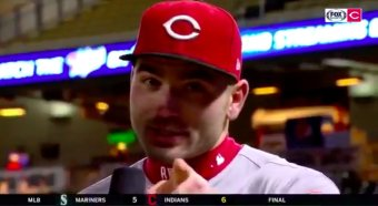 Joey Votto Reminds His St. Louis Uber Drivers That He Won The 2010 MVP Over Albert Pujols