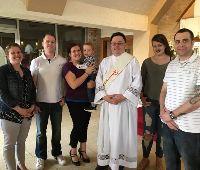 St Thomas More On Twitter Congratulations To Brayden Silas Wells On The Occasion Of His Baptism God Bless You