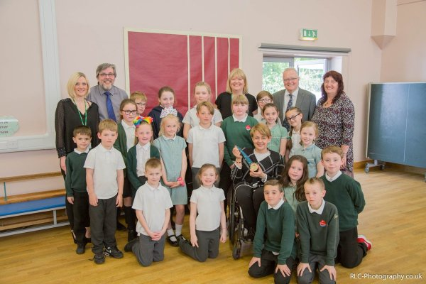 "Rosebrook Primary on Twitter: ""Mrs Lewis invited Baroness ..."