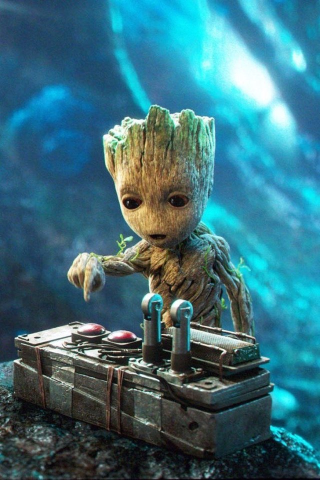 RT @ironsquill: here's baby groot to bless your timeline https://t.co/qFzELXlxC1