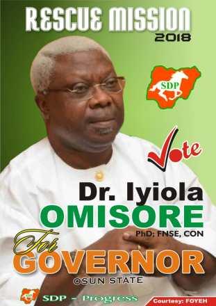 Iyiola Omisore