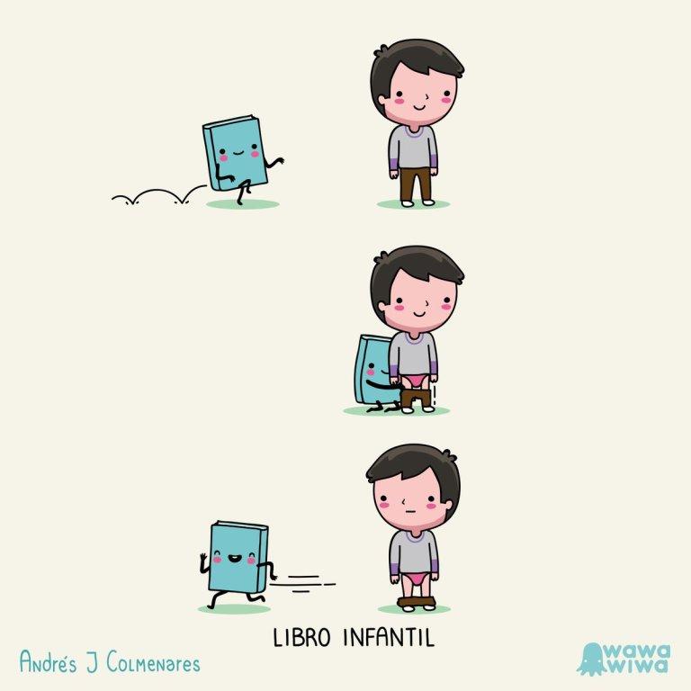 Libro infantil (literal)