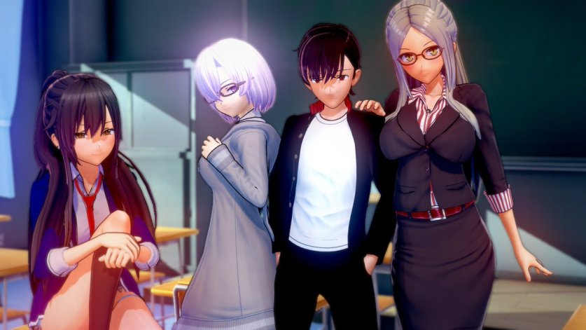 5 best eroges/hentai games/Visual Novel hentai