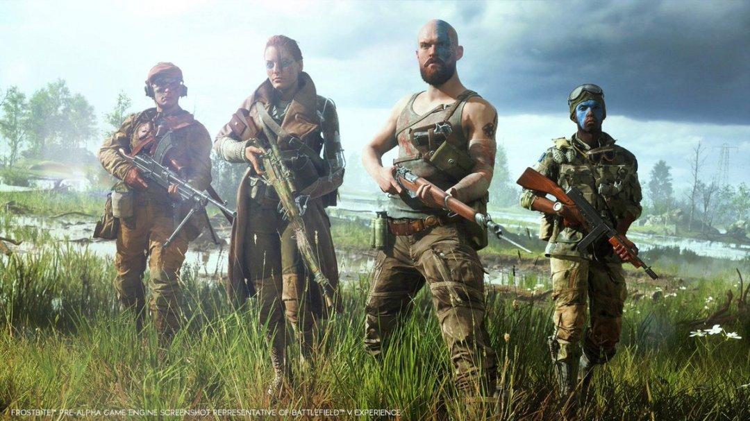 Battlefield V Reveal Trailer