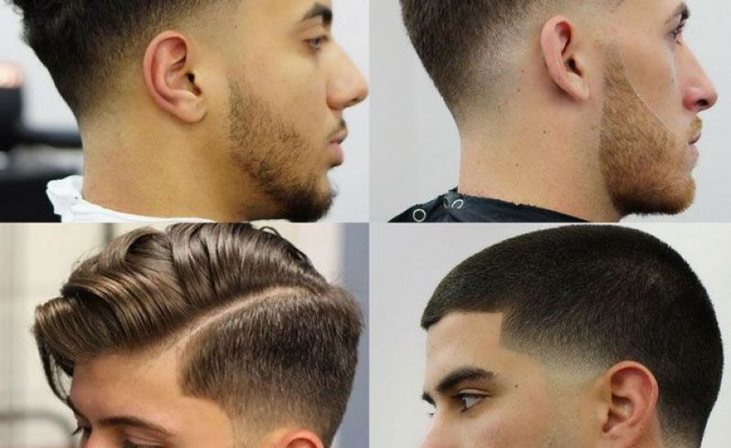 Barber Shop Haircuts Names Beauty Within Clinic