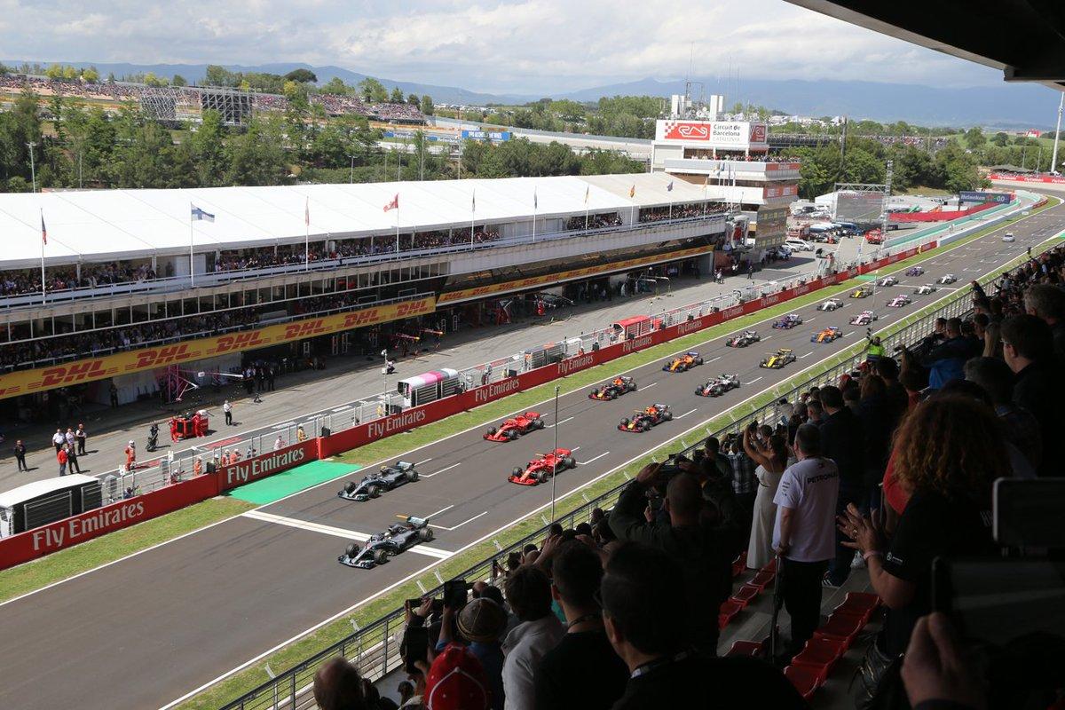 GP Spagna, Vettel: