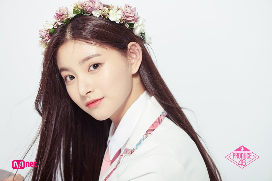 Image result for yi ren produce48 site:twitter.com