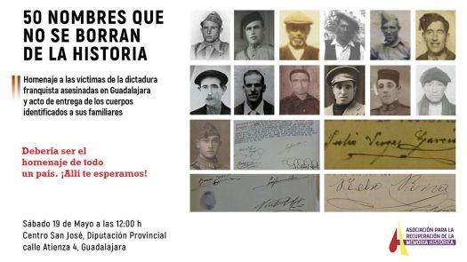 test Twitter Media - Seguimos trabajando por la memoria y por la justicia. El próximo sábado te esperamos a Guadalajara. https://t.co/2FAXUnj4lE