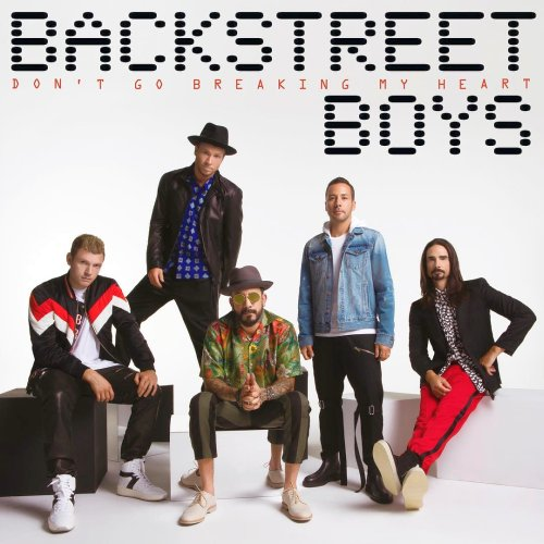 Backstreet Boys – Don't Go Breaking My Heart Lyrics