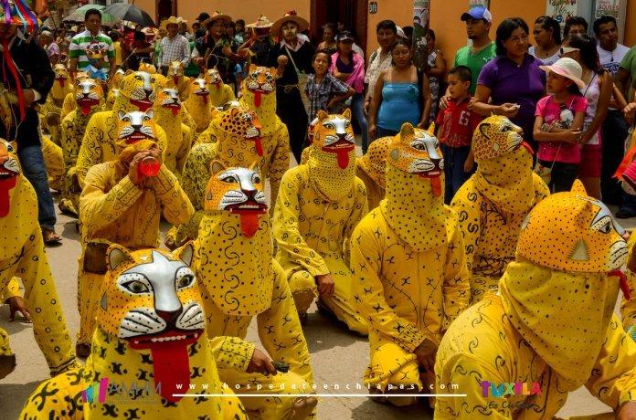 """Hospédate en Chiapas on Twitter: """"Calendario de actividades del 27 de Mayo  al 03 de Junio del presente año 2018, LA DANZA DEL CALALÁ en las festividad  de Corpus Christi en honor"""