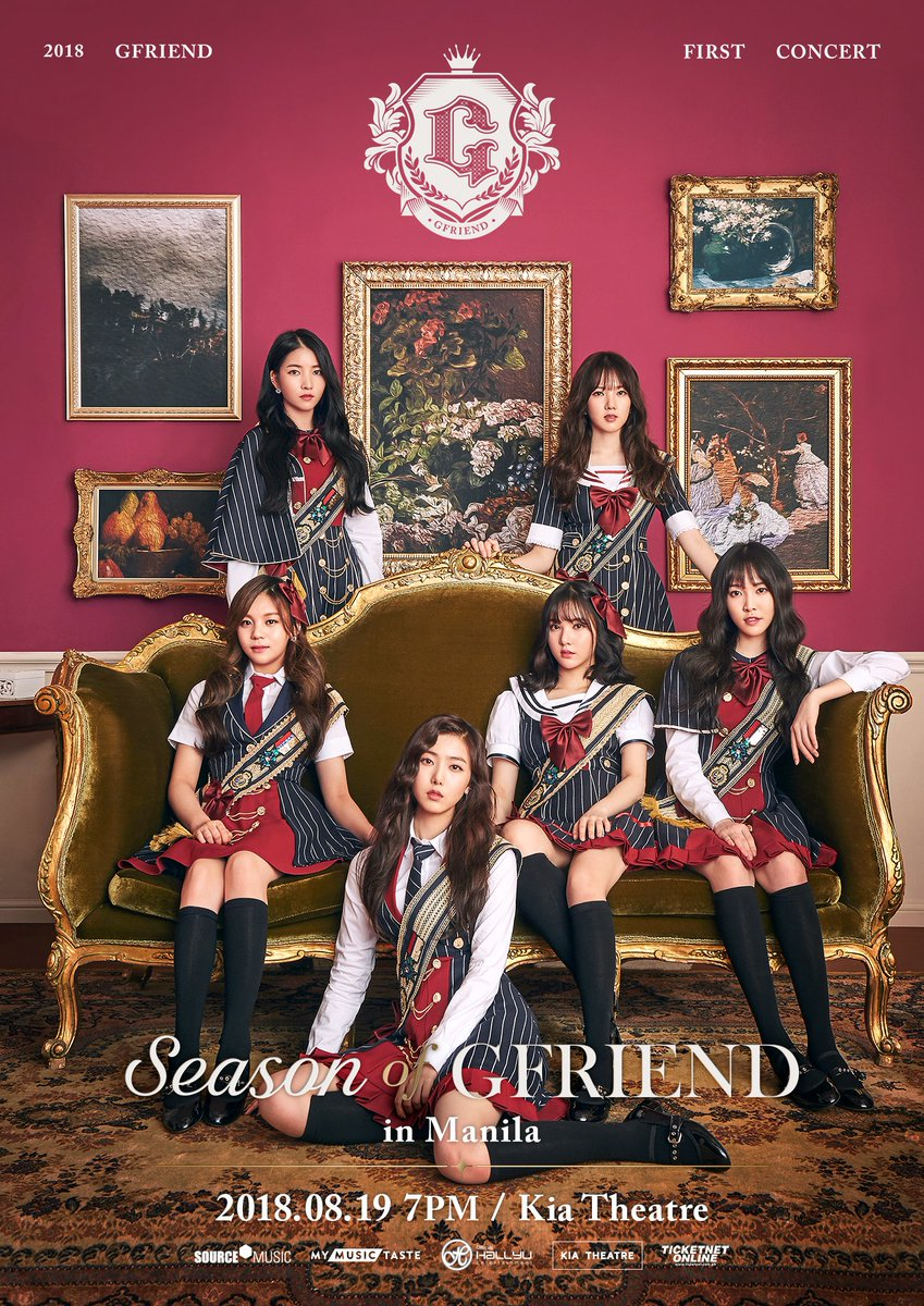 Image result for gfriend manila site:twitter.com