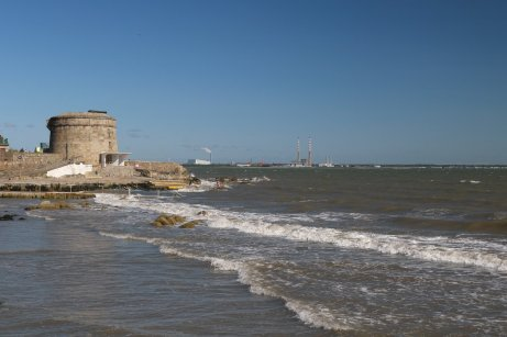 """Dún Laoghaire-Rathdown County Council on Twitter: """"Blue Flag Awarded at Seapoint Beach https://t.co/rdr6xYTfR1… """""""